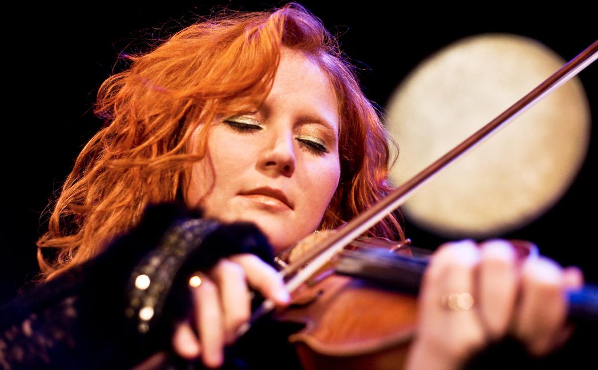 Martina Eisenreich Quartett - Konzert Violin Tales 2012 karokult
