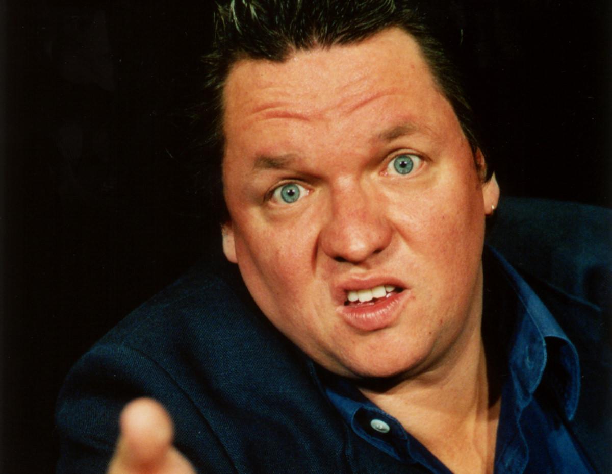 """Helmut Schleich - Kabarett """"Das Auge isst man mit"""" karokult 2003"""