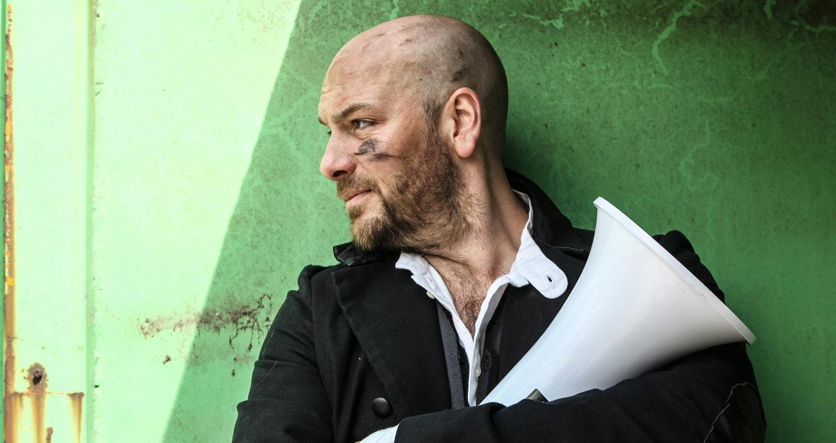 """Stefan Zinner Kabarett """"Wilde Zeiten"""" karokult 2016"""