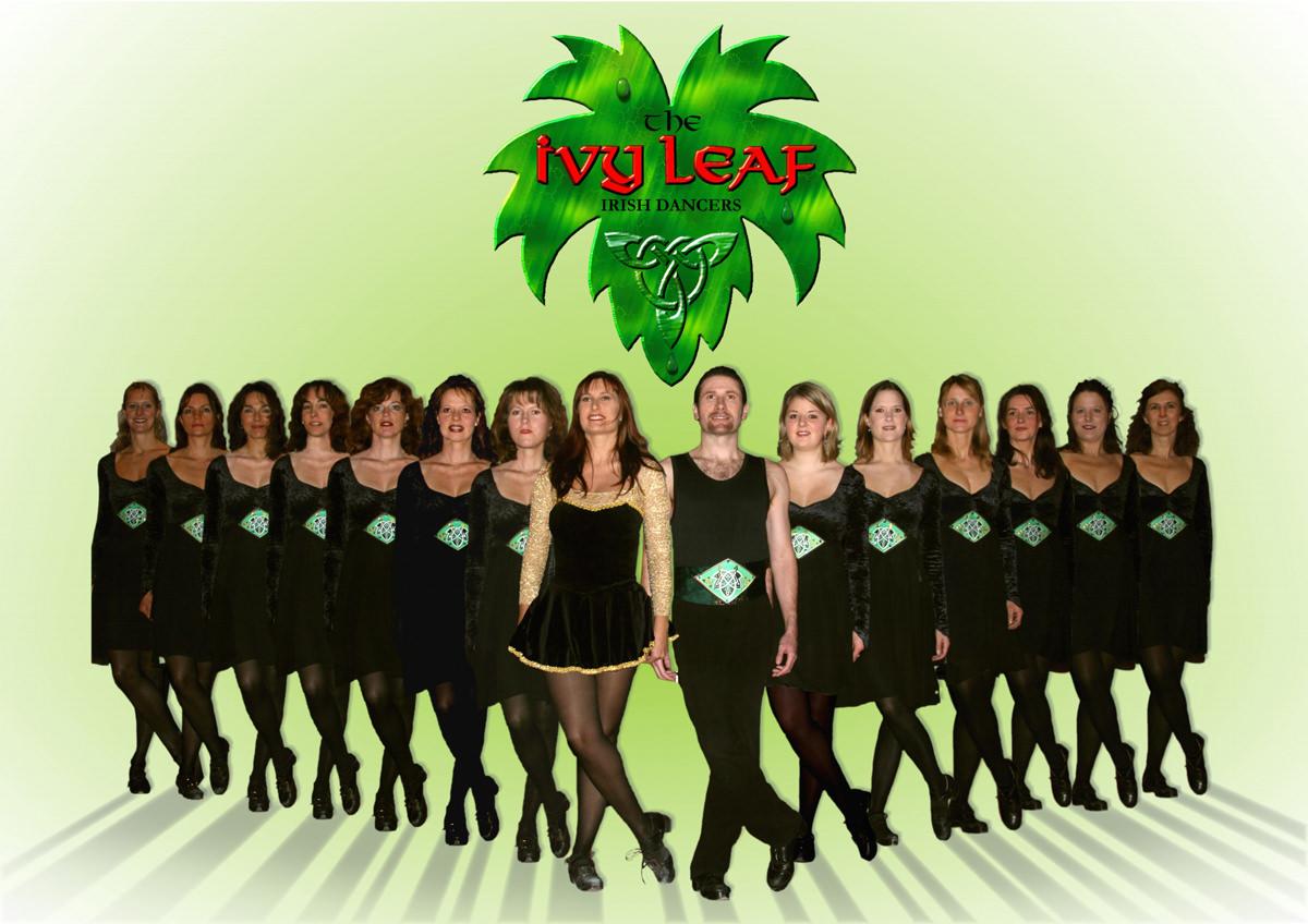 Irische Nacht von karokult mit The Ivy Leaf und Sequel