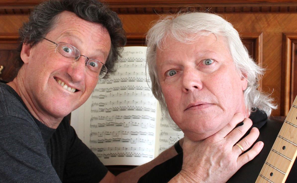 Hattinger Live - Musikalische Autorenlesung von Thomas Bogenberger und Uli Bauer - karokult 2015