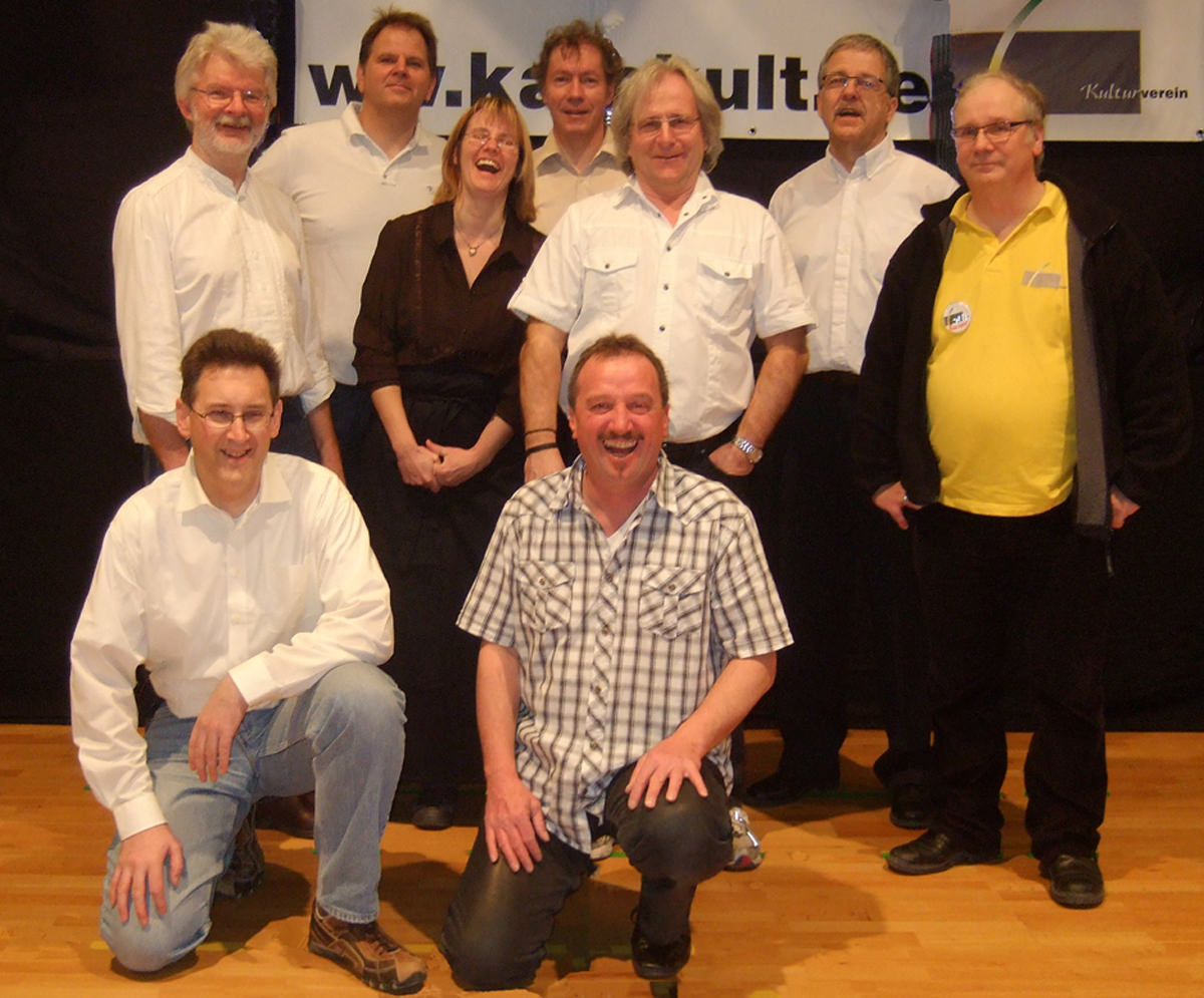 Kullturverein Großkarolinenfeld - karokult Vereinsfoto 2011